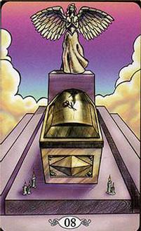 O caixão