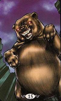 O urso