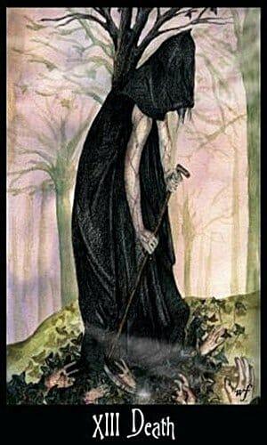 morte-tarot