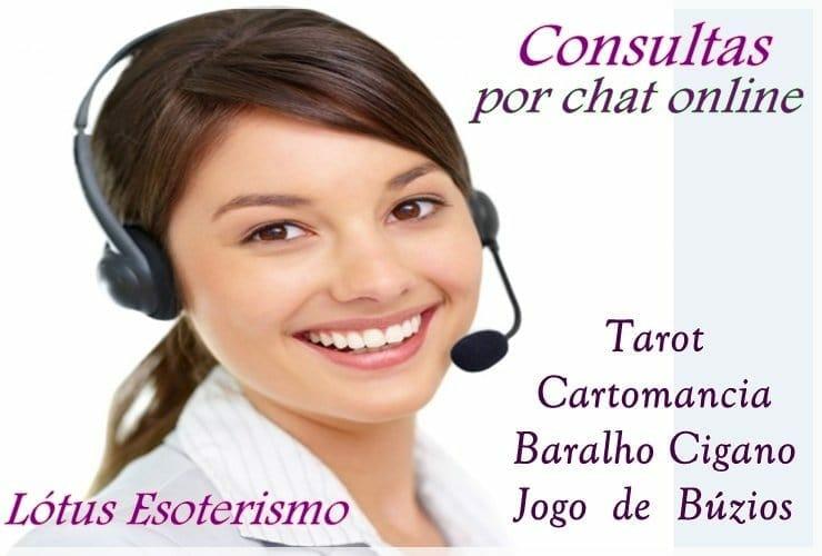 Consultas por chat online