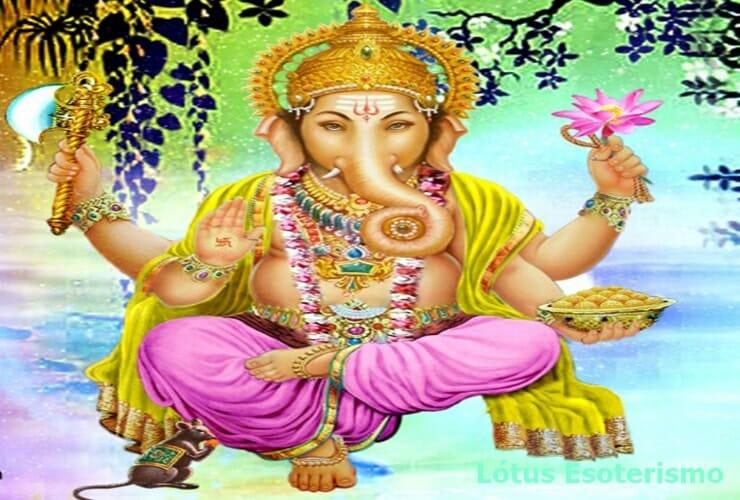 Ganesha conheça sua origem e simbolismo
