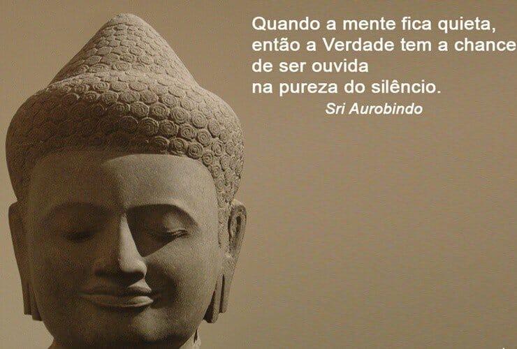 Meditação descubra os benefícios.